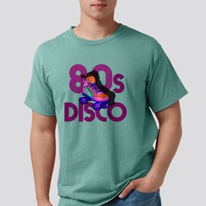 Roller Skater 80s Mens Comfort Colors Shirt