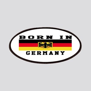 Born In Germany Patches
