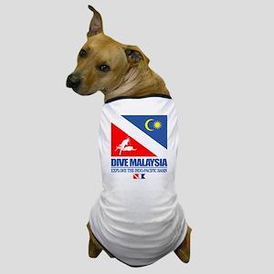 Dive Malaysia Dog T-Shirt