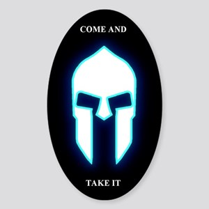 Come and Take ItSticker (Oval)