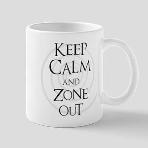 Twilight Zone - Keep Calm Mug