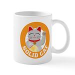 Solid Cat Original Mug