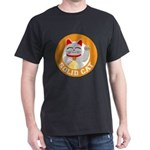 Solid Cat Original Dark T-Shirt