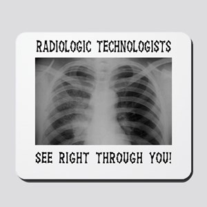 X-Ray Techs Mousepad