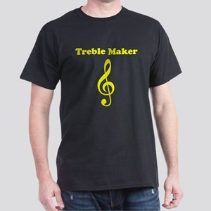 Treble Maker Yellow T-Shirt