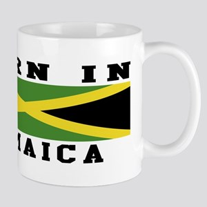 Born In Jamaica Mug
