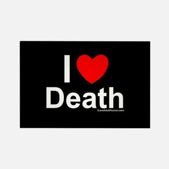 Death Rectangle Magnet
