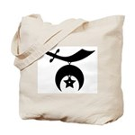 Shriners in Silhouette Tote Bag
