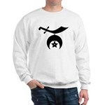 Shriners in Silhouette Sweatshirt