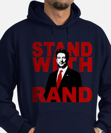 Stand With Rand Hoodie (dark)