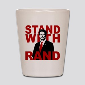 Stand With Rand Shot Glass