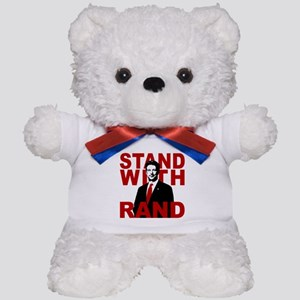 Stand With Rand Teddy Bear