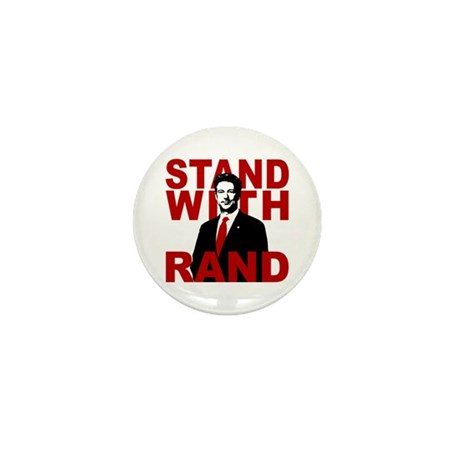 Stand With Rand Mini Button (10 pack)