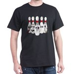 Funny Pins Dark T-Shirt