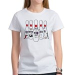 Funny Pins Women's T-Shirt