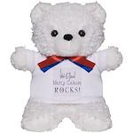 Mercy Celeste Rocks Teddy Bear