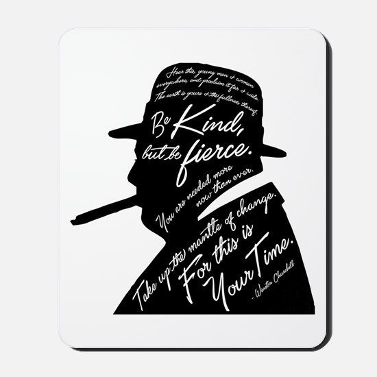 Churchill Mousepad