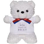Imogene Nix Rocks Teddy Bear
