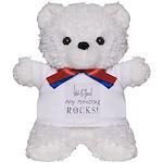 Amy Armstrong Teddy Bear