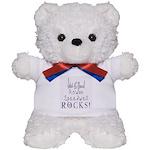 Rowan Speedwell Teddy Bear