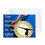 Gymnastics Cards - Success