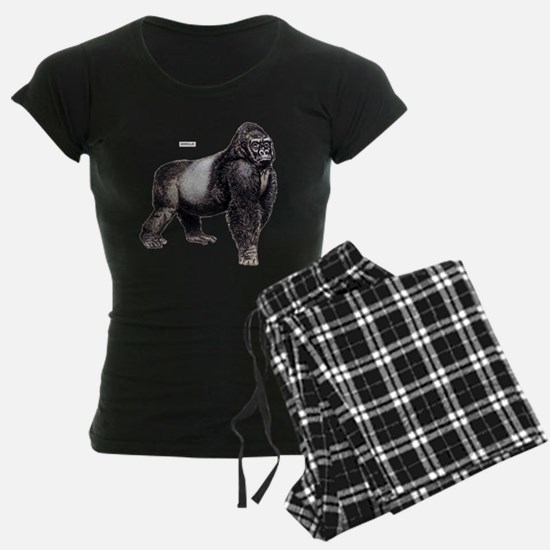 Gorilla Ape Animal Pajamas