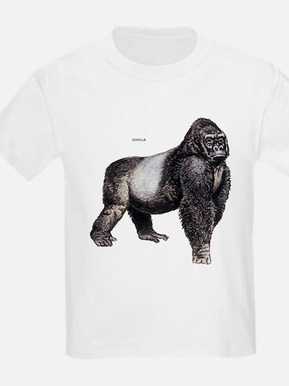 Gorilla Ape Animal T-Shirt