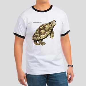 Alligator Snapping Turtle Ringer T