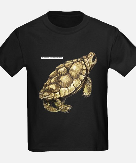 Alligator Snapping Turtle T