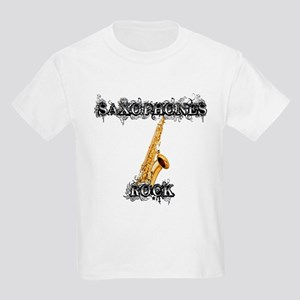 Saxophones Rock T-Shirt