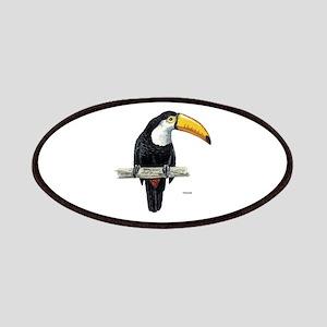 Toucan Bird Patches