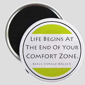 'Comfort Zone' Magnet