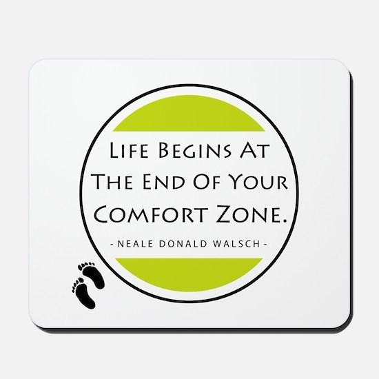 'Comfort Zone' Mousepad