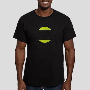 'Comfort Zone' Men's Fitted T-Shirt (dark)