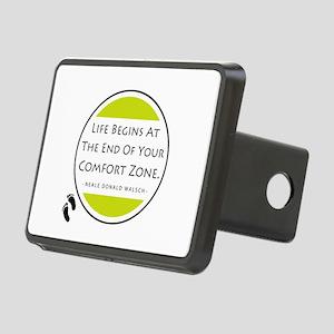 'Comfort Zone' Rectangular Hitch Cover