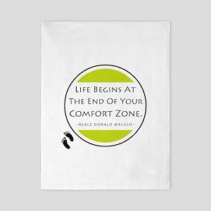 'Comfort Zone' Twin Duvet
