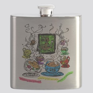 Shaking the Teacups Flask
