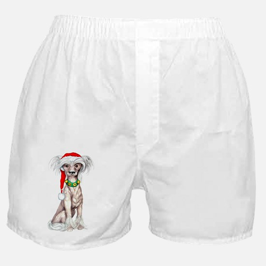 Cresty Claus Boxer Shorts