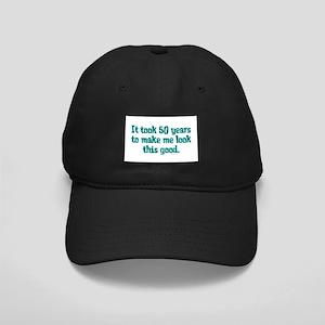 It took 50 years to .. Black Cap
