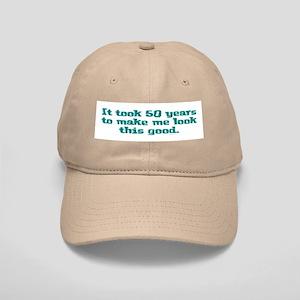 It took 50 years to .. Cap