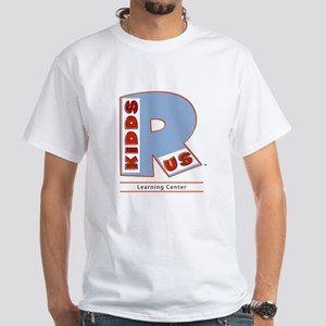 Logo2 White T-Shirt