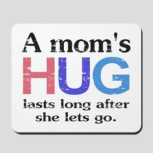 A Moms Hug Mousepad
