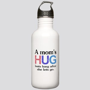 A Moms Hug Water Bottle