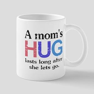 A Moms Hug Mug