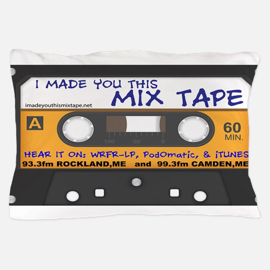 Pillow Case Cassette Tape
