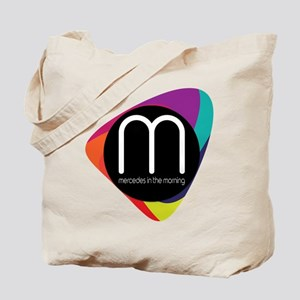 Mercedes in the Morning Tote Bag