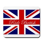 Ride British Mousepad