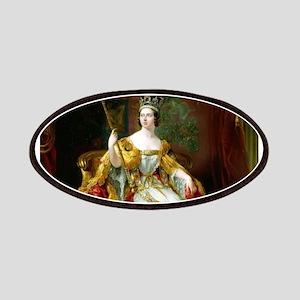 England Queen Victoria Patch