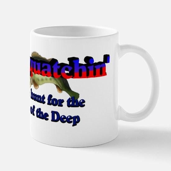 BasSquatchin Mug