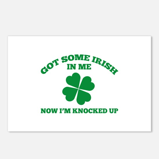 Got Some Irish In Me Postcards (Package of 8)